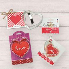 Valentine's Cookie Cutter Gifts