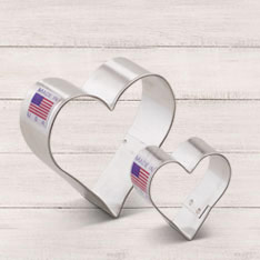 Shop Valentine's Cookie Cutters