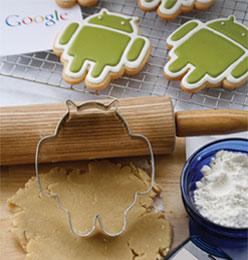 Making Logo Cookies