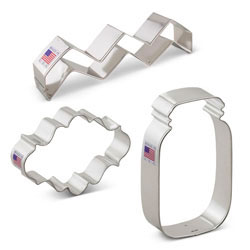 Trendy Cookie Cutters