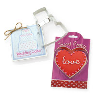Ladies & Valentine's Cookie Cutters