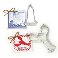 Nautical & Tropical Cookie Cutters